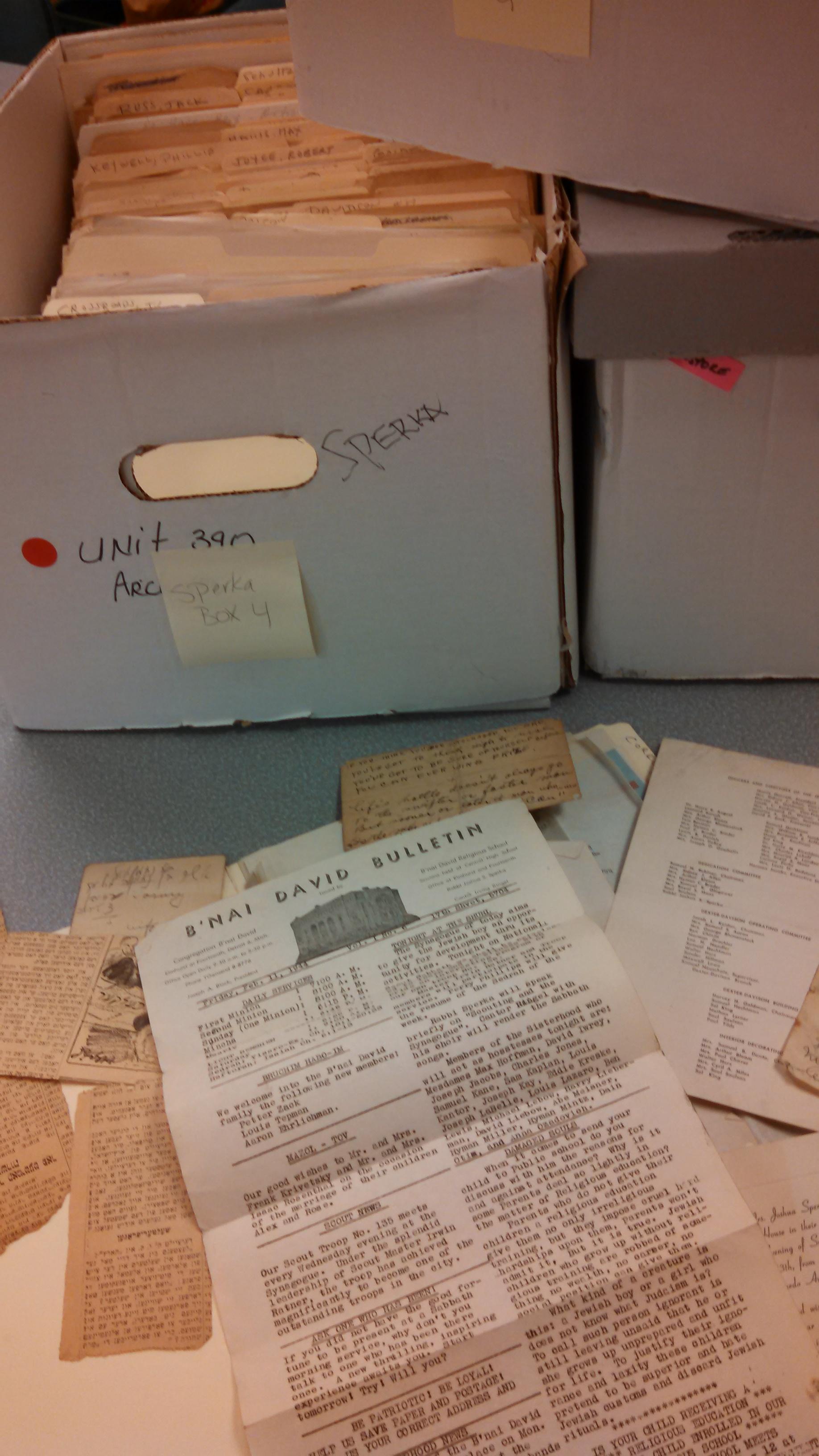 Manuscript Collection.