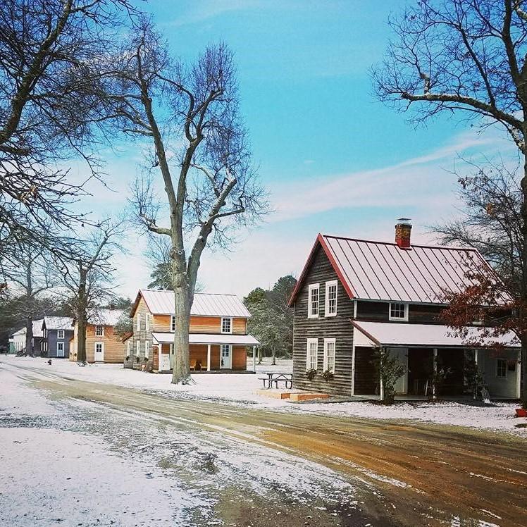 Whitesbog Village