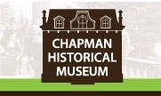 Chapman Historical Museum logo