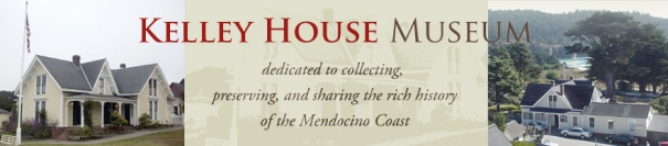 Kelley House Museum logo