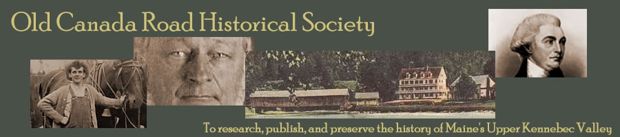 Old Canada Road Historical Society logo