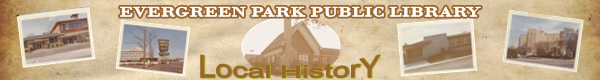 Evergreen Park Public Library Local History logo