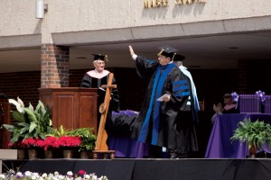 Southwest Baptist graduates record class of 497