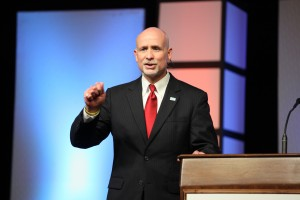MBC president points Missouri Baptists to 'the holy way'