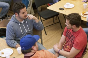 Church planters help two Quebec university students encounter gospel