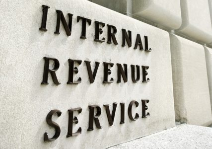 IRS promise met with caution