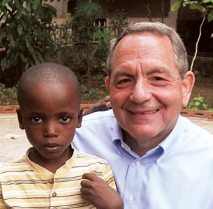 Kids Alive Int'l president challenges SBU students to serve