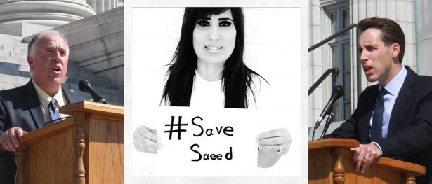 Prayers for Abedini, persecuted church