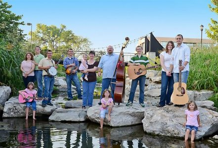 Canote Family expands music ministry to include focus on missions