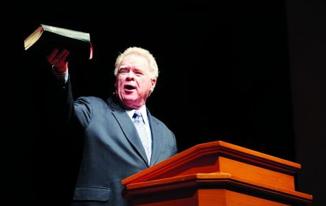 Evangelists to hear Paige Patterson