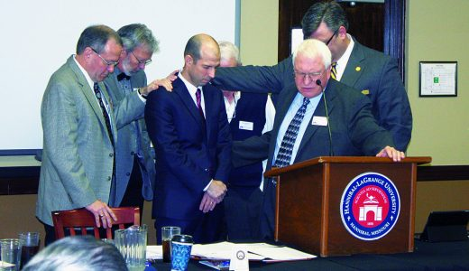 HLG approves budget, hires new academic VP
