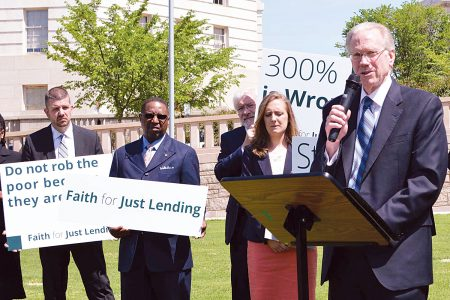 Payday loans targeted by SBC's ERLC