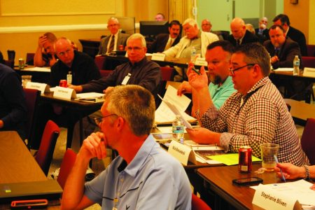 Board recommends budget increase
