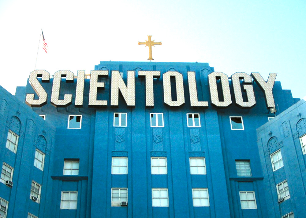 A Study Of Scientology