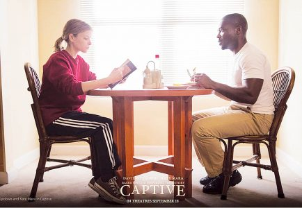 'Captive' shows salvation, hope, redemption