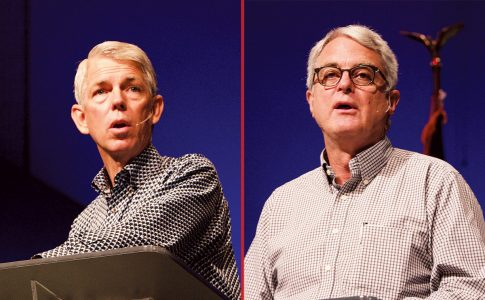 Barna, Barton call for discipleship, biblical thinking at 'Turning America'