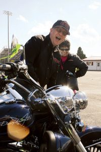 Bikers find lostness on I-29