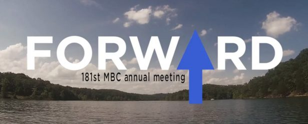 'Forward': Theme for MBC annual meeting, Oct. 26-28