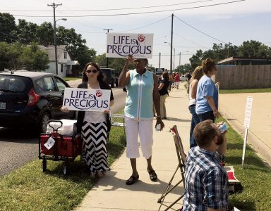Missourians stand for life in Columbia