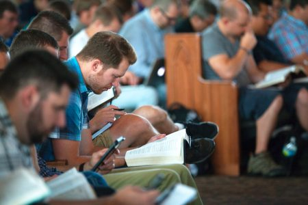 MBTS's 'For the Church' event defends biblical truth