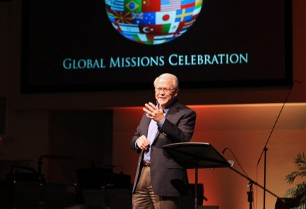 SBC's Page talks missions with First O'Fallon