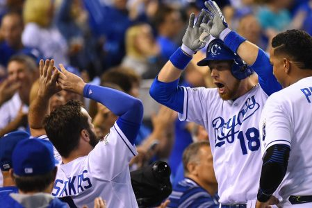 Royals' Zobrist: a 'missionary' to teammates