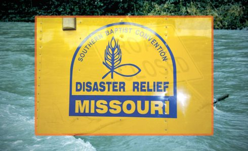 Missouri Baptist Disaster Relief responding to flood disaster