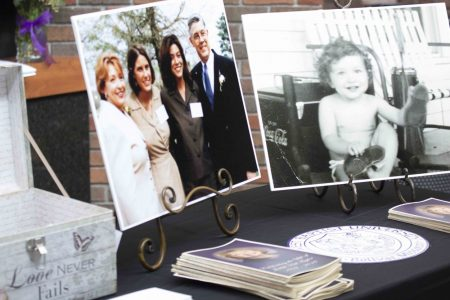 Legacy of SBU's First Lady, Judy Taylor, celebrated
