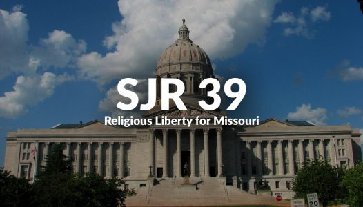 What does the Missouri Religious Freedom Amendment do, not do?