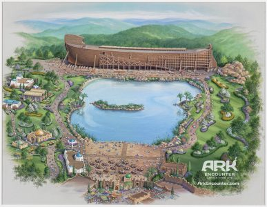 Atheists plan billboards against Ark museum