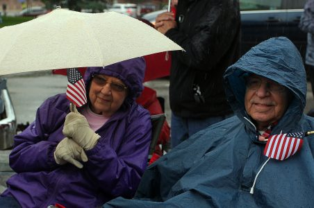 6,700 flock to Jeff City despite rain