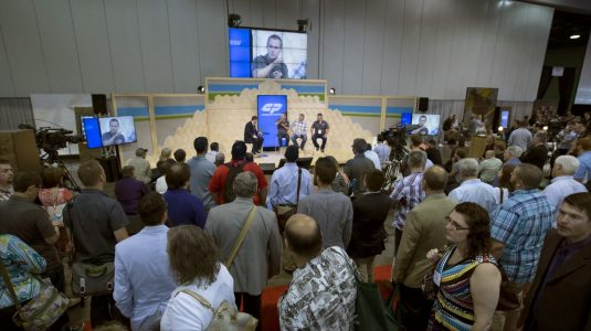 SBC exhibits: missions, ministry, elections