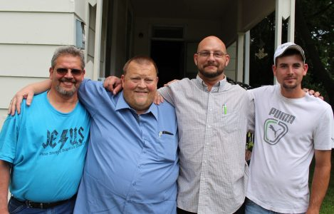 Church invites homeless to new life in Christ