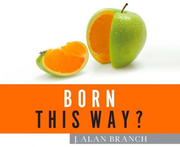 Born This Way? MBTS prof critiques the science of homosexuality