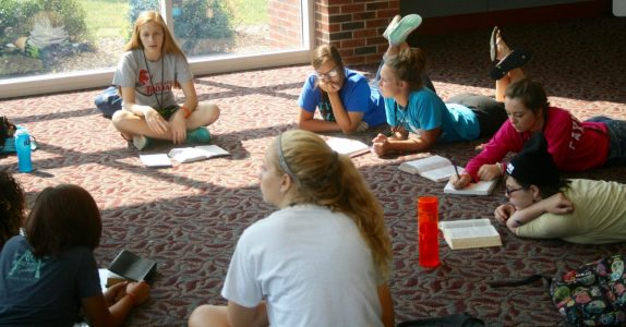 Super! Youth profess faith, follow ministry call during camp
