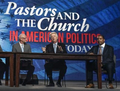 Pastors seek biblical politics