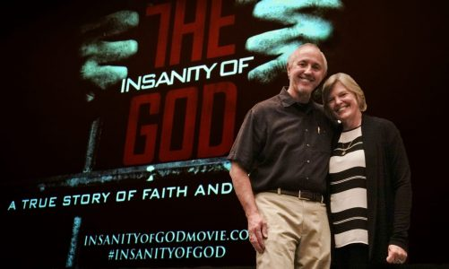 'Insanity of God' film shows faith amid despair