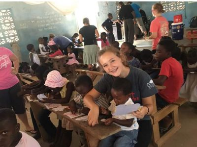 Four Missouri churches minister in Haiti