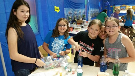 Burfordville Baptist Church dives into VBS