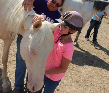 Camp Whoa brings horsemanship, love of Christ to Missouri children