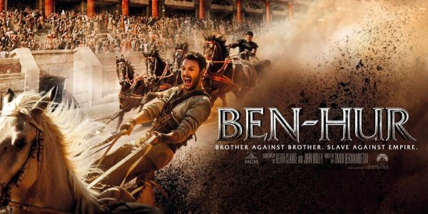 Review 'Ben-Hur' a delightful remake of 1959 classic