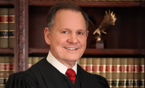Roy Moore to stand trial for gay marriage order