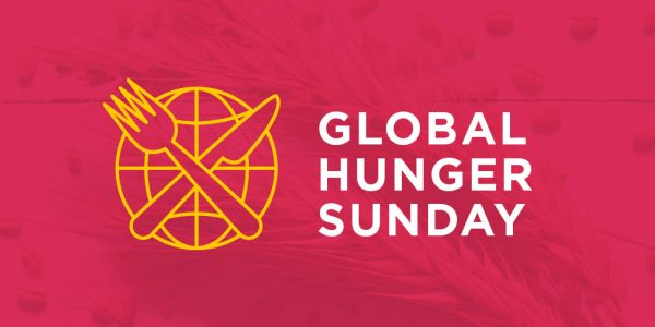 Global Hunger Sunday set for Oct. 8