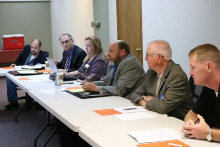 MBC's Foundation board meets