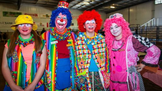 For some Missouri Baptists in Hannibal, sharing Christ means 'clowning around'