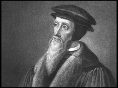 John Calvin: A ministry of Word and Spirit