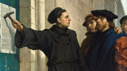 Why do we celebrate the Reformation?