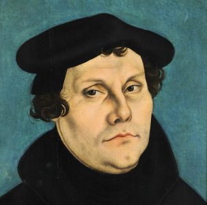 Citing the Reformation's 500th anniversary
