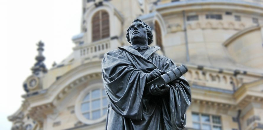 Luther: 'I cannot,  will not recant'