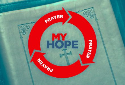 "Billy Graham's ""My Hope"" a tool for sharing the gospel"